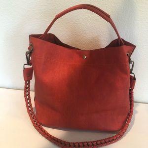 Gorgeous ORANGE Handbag 🍁